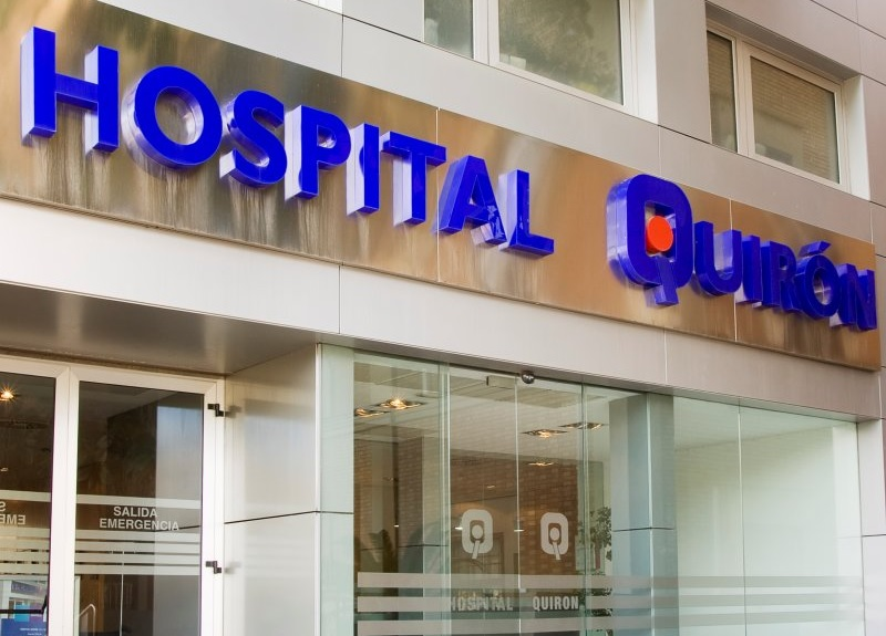 Hospital Quiron Valencia Intimate Surgery Unit